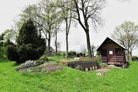 Prodej, zahrada, 887 m2, Kamenický Šenov