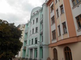 Pronájem, byt 1+1, Pardubice, ul. Čechovo nábřeží