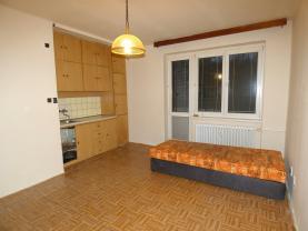 Pronájem, byt 1+kk, 28 m2, Ostrava - Poruba