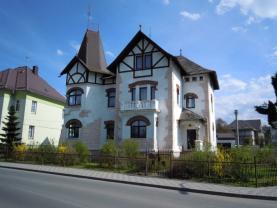 Prodej, rodinný dům 13+3, 470 m2, Nýrsko, ul. Klatovská