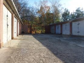 Prodej, garáž, Brno, ul. Třískalova