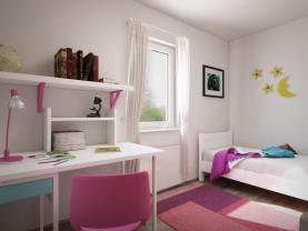 Prodej, byt, 3kk+2xB, 68 m2, Zbůch u Plzně