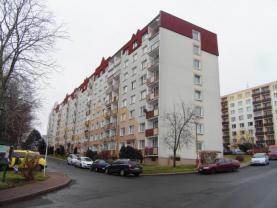 Pronájem, byt 2+1, 65 m2, OV, Ústí nad Labem, ul. Ořechová
