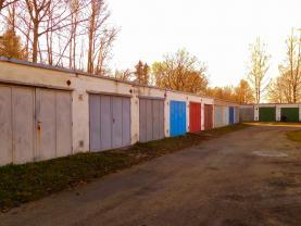 Prodej, garáž, Chlum u Třeboně, ul. Sídliště F. Hrubína