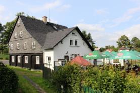 Prodej, restaurace a pension Vlčárna Krásná Lípa