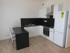Pronájem, byt 1+kk, 33 m2, Pardubice - Trnová
