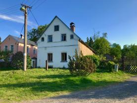 Prodej, rodinný dům 3+kk, Toužim - Kojšovice