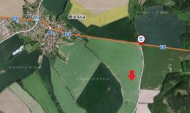 Prodej, orná půda, 6492 m2, Oleška