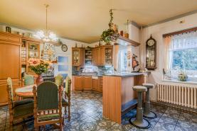 Prodej, rodinného domu, 9+3, Praha 6 - Lysolaje