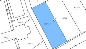Prodej, pozemek, 1243 m2, Malý Újezd - Vavřineč