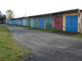 Prodej, garáž, 20 m2, Ostrava - Nová Ves, ul. Bartošova