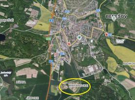 Prodej, stavební pozemek, 1542 m², Benešov - Mariánovice (Prodej, stavební pozemek, 1542 m², Benešov - Mariánovice), foto 2/4
