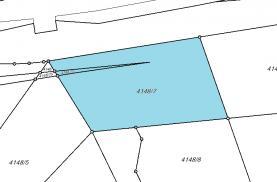 Prodej, stavební pozemek, 1542 m², Benešov - Mariánovice (Prodej, stavební pozemek, 1542 m², Benešov - Mariánovice), foto 4/4