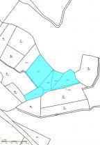 Prodej, pozemků 4.512 m2, Vysoká-Bosyně