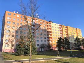 однокомнатная кватира, 33 м2, Plzeň-město, Plzeň, Krašovská
