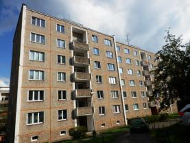 Pronájem, byt 2+1, 61 m2, Cheb, ul. Hrnčířská