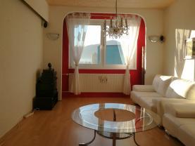 четырехкомнатная квартира, 89 м2, Chomutov, Klášterec nad Ohří, Příčná