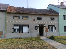 Prodej, rodinný dům 2+1, 52 m2, Štětovice