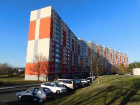 Prodej, byt 1+ kk, 38 m2, OV, Most, ul. Javorová
