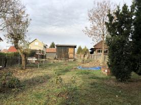 Prodej, zahrada, 667 m2, Braňany
