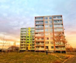 Prodej, byt 3+1, 59 m2, OV, Most, ul. Okružní