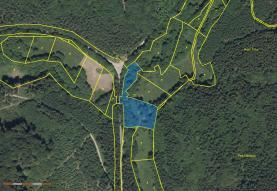 Prodej, pozemek, 4931 m2, Hostěnice