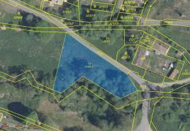 Prodej, pozemek, 1466 m2, Stará Voda