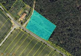 Prodej, pozemek, 5841 m2, Příbram na Moravě
