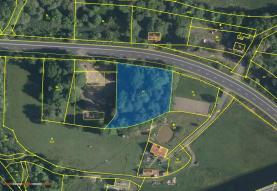 Prodej, pozemek, 3204 m2, Kynšperk nad Ohří - Kamenný dvůr