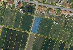 Prodej, pozemek, 1660 m2, Hrabětice
