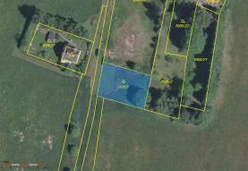 Prodej, pozemek, 527 m2, Aš - Vernéřov