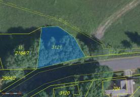 Prodej, pozemek, 341 m2, Luby - Dolní Luby