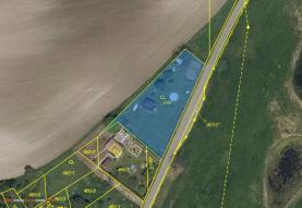 Prodej, pozemek, 946 m2, Valtice - Úvaly