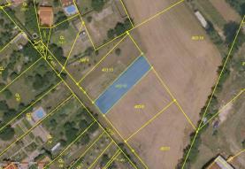 Prodej, pozemek, 383 m2, Zelená Hora