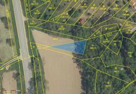 Prodej, pozemek, 276 m2, Ledce