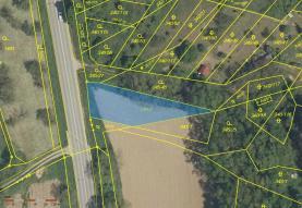 Prodej, pozemek, 665 m2, Ledce