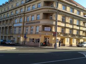 Pronájem, kancelářské prostory, Čáslav, ul. Husova