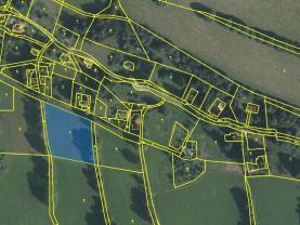 Prodej, pozemek, 4436 m2, Sedloňov