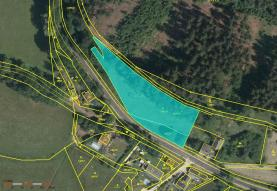 Prodej, pozemek, 4007 m2, Trutnov - Starý Rokytník