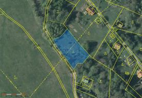 Prodej, pozemek, 2668 m2, Nová Ves nad Nisou