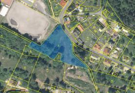 Prodej, pozemek, 4171 m2, Janov nad Nisou