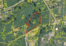 Prodej, pozemek, 2860 m2 Křižany