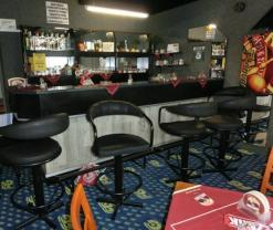 pohled na bar (Pronájem, obchodní prostor, 120 m2, Ústí n. L. ul. Spojovací), foto 2/9