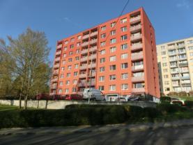 Pronájem, byt 1+1, 35 m2, OV, Ústí nad Labem, ul. Žukovova