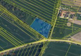 Prodej, pozemek, 2852 m2, Koryčany - Lískovec