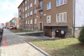 Prodej, garáž, 16 m2, OV, Jirkov, ul. Osvobození
