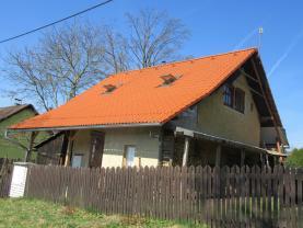 Prodej, rodinný dům, 3+kk, 378 m2, Luby, ul. Hřbitovní