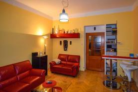 obývací pokoj  (Prodej, byt 2+1, Ústí nad Labem, ul. Mánesova), foto 2/4