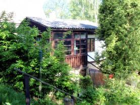 Prodej, chata 4+1, pozemek, 419 m2, Pecerady