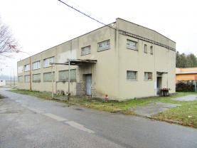 Prodej, komerční objekt, Jindřichův Hradec